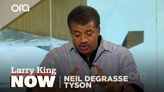 Neil deGrasse Tyson: It's hard to argue that we aren't living in a simulated world