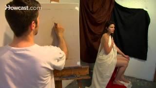 Repeat youtube video Cómo Dibujar a una Mujer Desnuda