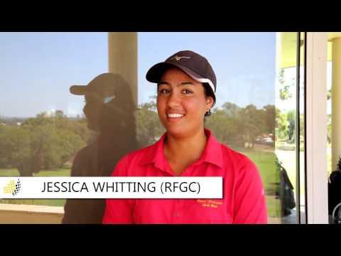 WA Amateur Semi-Final winners, Ebony Heard and Jess Whitting thumbnail