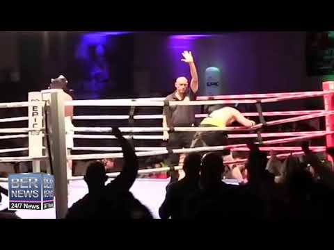 Andre Lambe Wins Pro Debut With TKO, January 2020