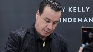 Rammstein Gives Update On Till Lindemann's Condition After Icu Hospitalization