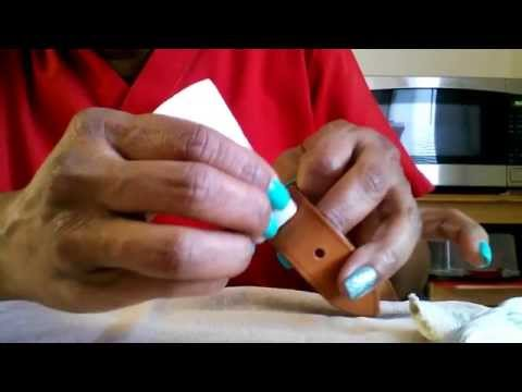 How I restored my Vintage Louis Vuitton Petit Noe