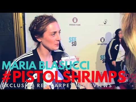 Maria Blasucci ed at the Premiere of Pistol Shrimps PistolShrimps SEESO