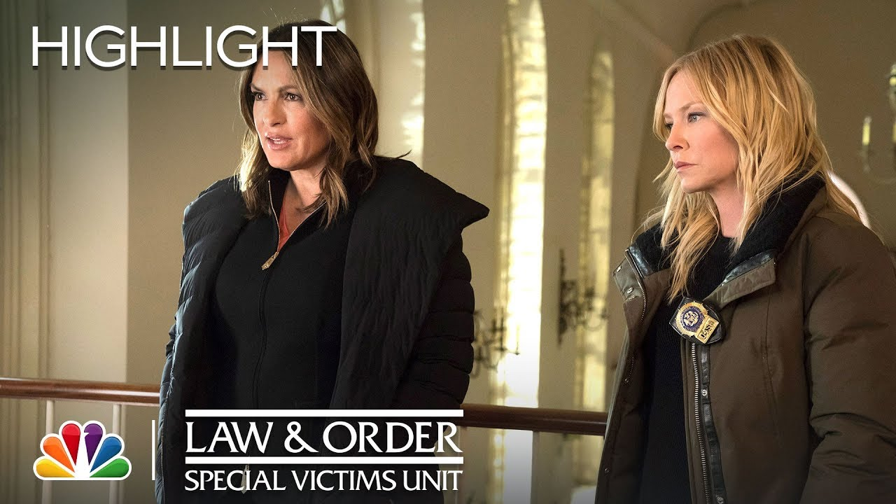 Law and order antithesis episode