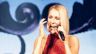 Celine Dion 'escaped' Vegas with Courage world tour
