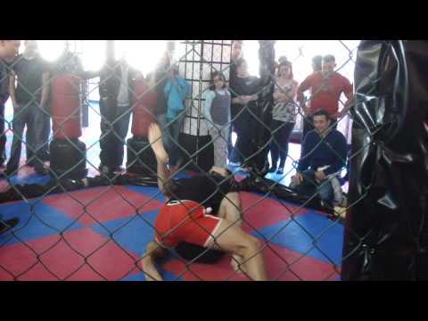 MMA Grappling Fight Wing Revolution Jose Luis Blanco 12.03.2011 3rd fight