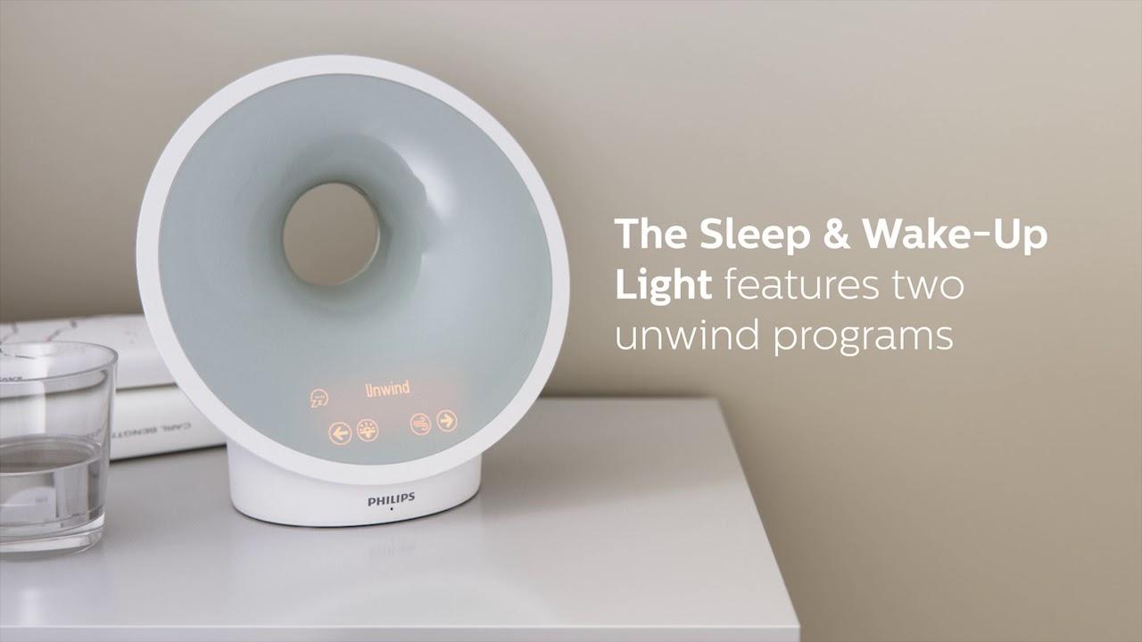 PHILIPS HF 3650//01 Wake-Up Light Lichtwecker