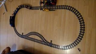 Lepin Cargo Train 02008