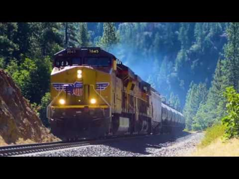 Trains Across The World! - Fun and Relaxing, Journey All Over the Globe on the Coolest Trains! WATCH