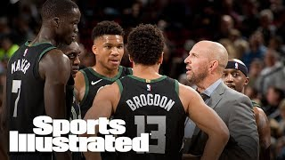 Jason Kidd Fired: Bucks Originally Considered Action After Last Season | SI NOW | Sports Illustrated