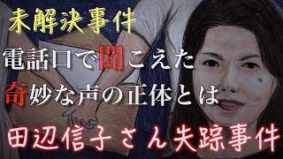 田辺信子さん失踪事件