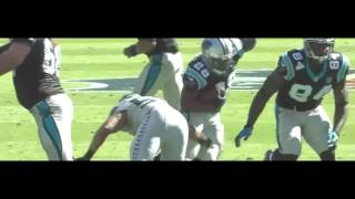 Petey Pablo Panthers Hype NFC Video 2016