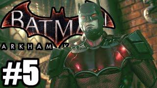 Batman Arkham Knight Gameplay Walkthrough FR #5 | CE COSTUME EST BADASS!