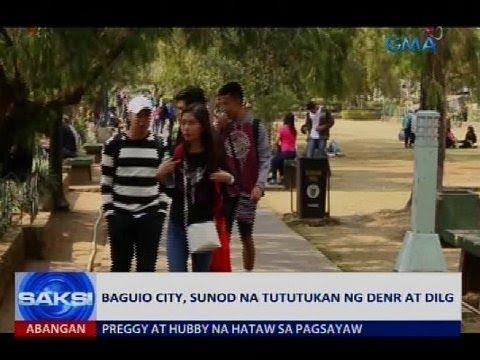 Baguio City, sunod na tututukan ng DENR at DILG