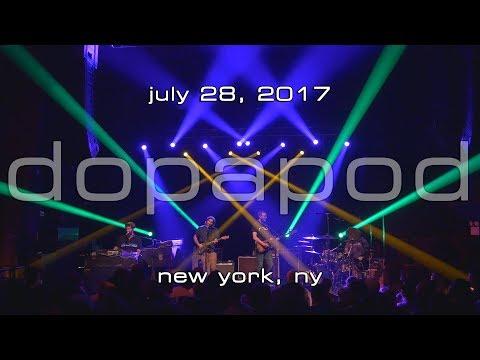 Dopapod: 2017-07-28 - Gramercy Theatre; New York, NY [4K]