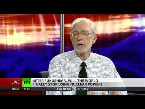 Fukushima nuclear waste still leaking into Pacific