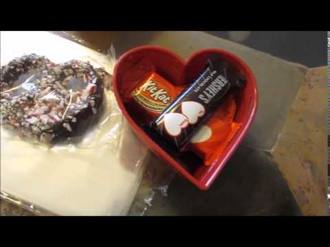 Diy W Gradysmom Teacher Valentine S Day Gift Idea Youtube