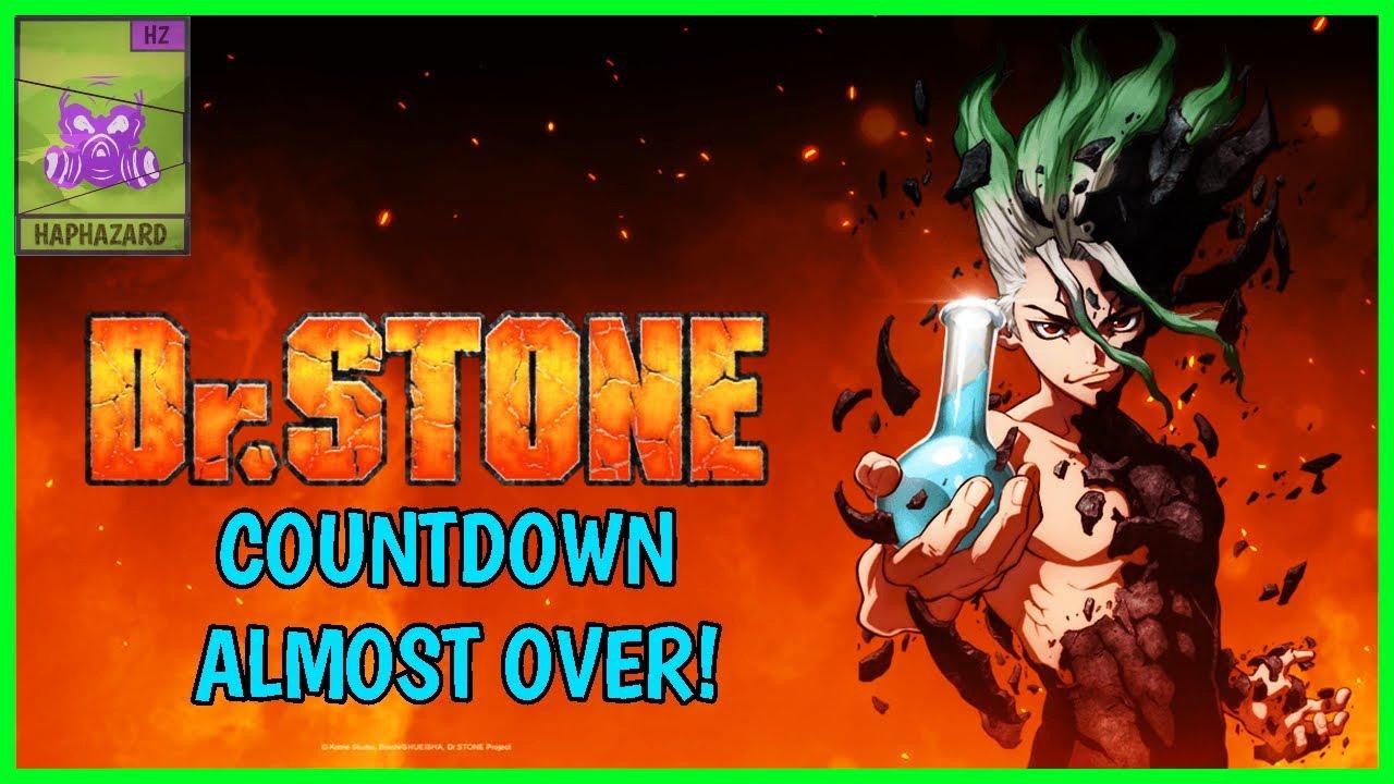 Dr Stone Countdown