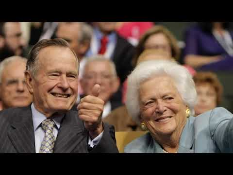 Barbra Streisand's unlikely friendship with Bush family Mp3