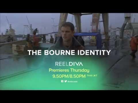 The Bourne Identity DIVA promo