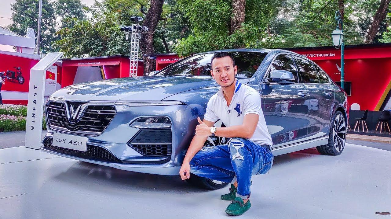 Khám phá chi tiết xe VINFAST Sedan Lux A2.0 giá 800 triệu tại Việt Nam – XEHAY