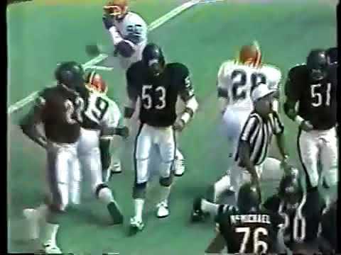 1986 Browns @ Bears