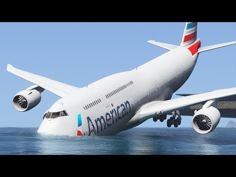 Realistic Boeing 748