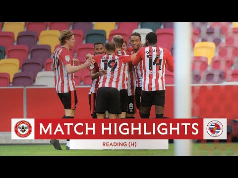 Brentford Reading Goals And Highlights