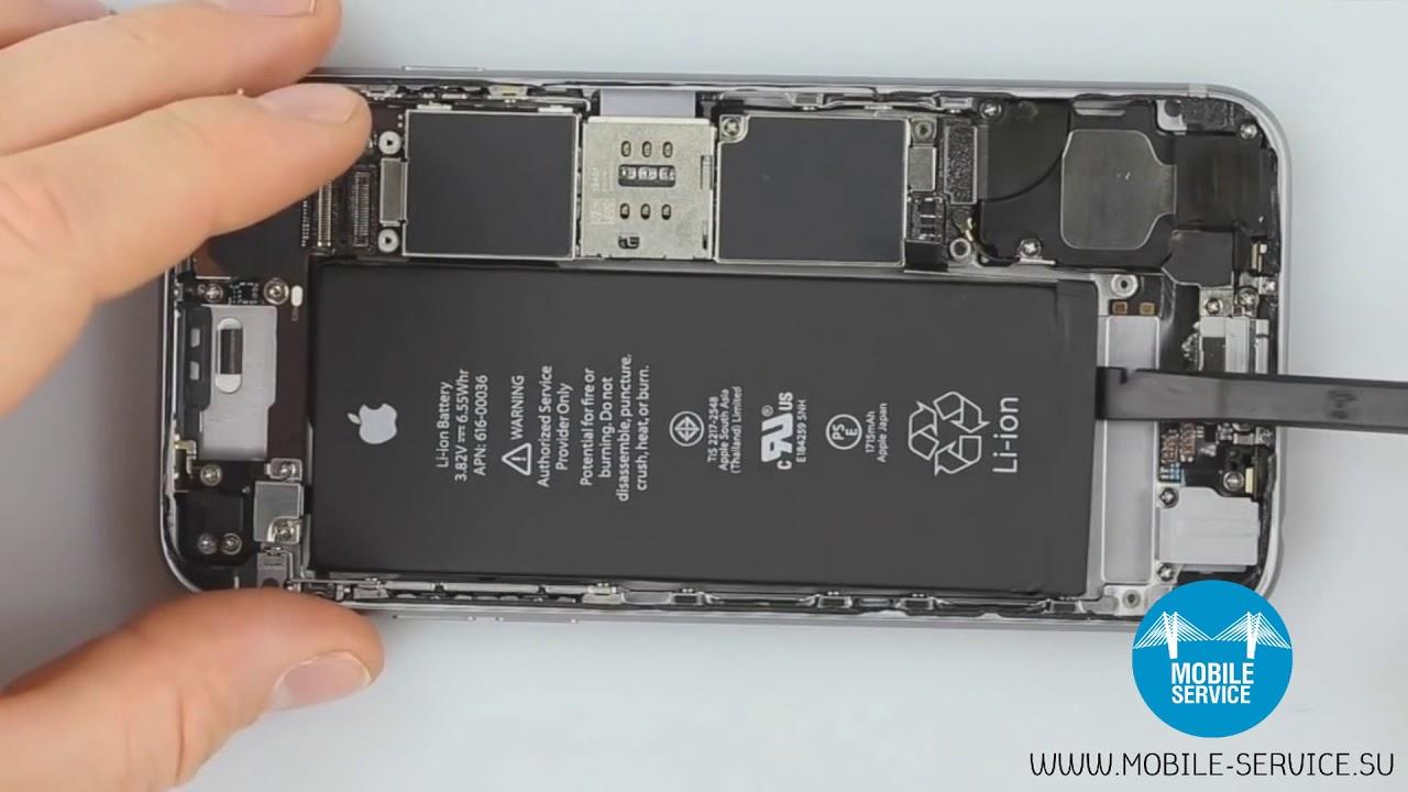 iphone 6 plus разборка