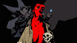 Art Works Podcast: Comic book author and artist Mike Mignola