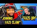 "Daequan CONFIRMS He's Joining ""FaZe Clan"" & *LEAVING* TSM If This Happens! (Fortnite Moments)"