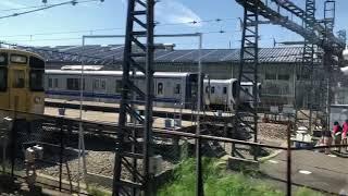 西武鉄道30000系、南入曽車両基地にて。その5