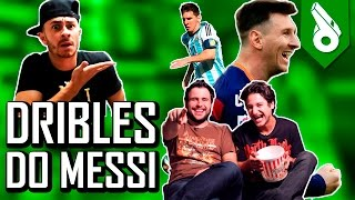 TOP10 - DRIBLES DO MESSI (FEAT. PIPOCANDO) - FRED +10
