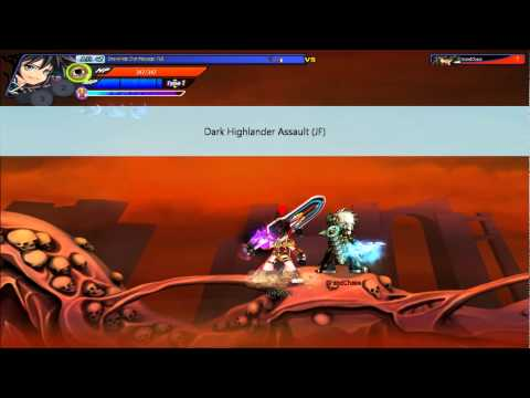 Grand Chase(Philippines) - Sieghart Prime Knight JF Point