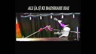 MUST WATCH FULL MAJLIS ( SHAJRA-E-TAYYIBA AUR SHAJRA-E-KHABEESA 2 ) - ALLAMA SYED IRFAN HAIDER ABIDI