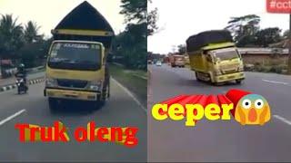 Gambar cover Truk oleng,,,,,komplikasi truk oleng di jalur pantura alas roban.