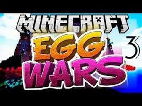 Minecraft eggwars solo Cubecraft: no casi gano partizada lol!