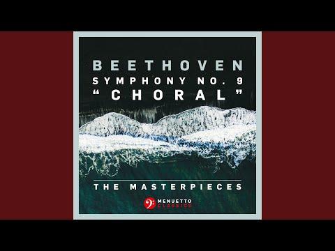 "Symphony No. 9 In D Minor, Op. 125 ""Choral"": IV. Presto - Allegro Assai - Choral Finale"