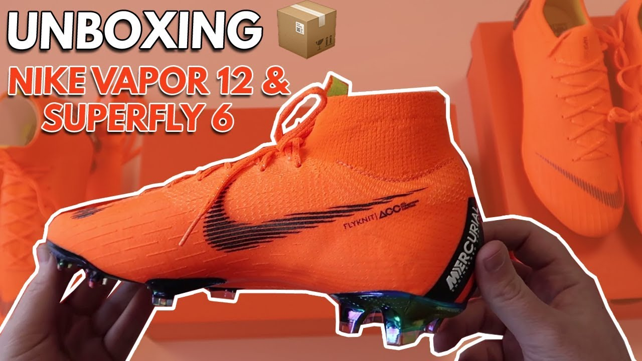 the best attitude 0a751 53e13 ON A REÇU LES NOUVELLES NIKE MERCURIAL ELITE (CR7, NEYMAR, MBAPPE...) -  UNBOXING 📦