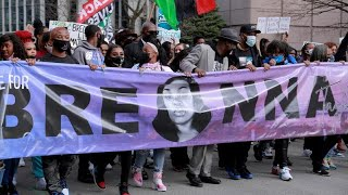Protest Marks Breonna Taylor's Death Anniversary – News