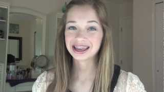 back to school kids 8th grade makeup tutorial   tori sterling