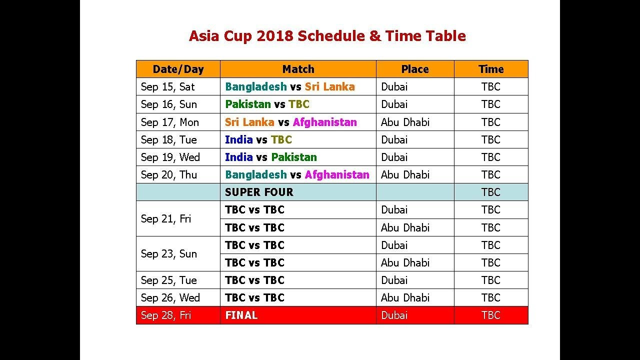 T20 World Cup Match Schedule 2016 Pdf
