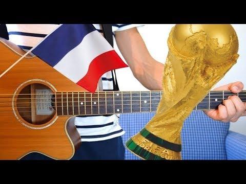 Comment jouer la musique de la coupe du monde 1998 youtube - Musique de coupe du monde ...
