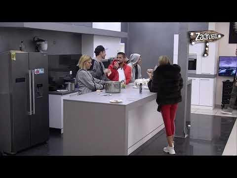 Zadruga 2 - Marko priznao da je ljubomoran što su Luna i Toma u hotelu - 13.11.2018.