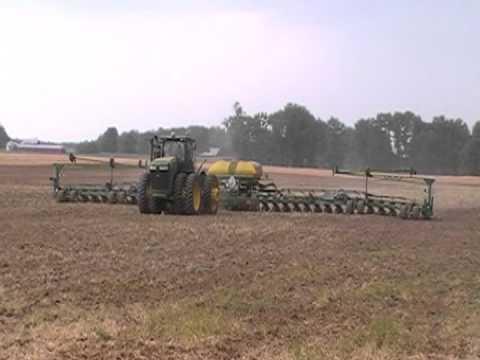 John Deere 36 Row Corn Planter Youtube