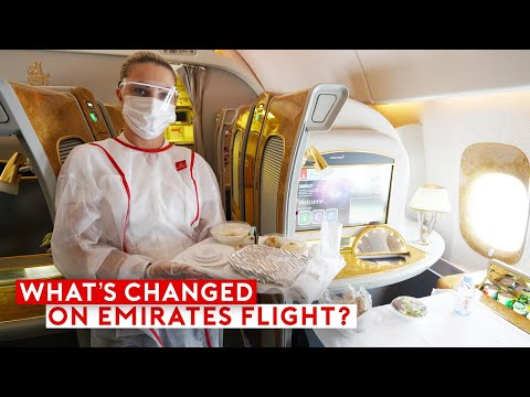 What's Changed On My Emirates Flight? 5 Tips To Help You Fly During Pandemic