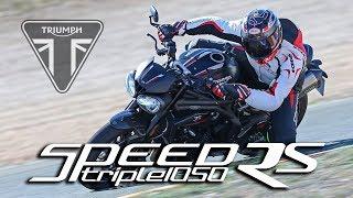 Triumph Speed Triple 2018: Prueba / Primeras impresiones