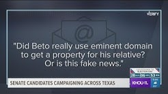 VERIFY: Did Beto really use eminent domain to get property for his relative?