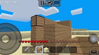 MultiCraft -  Noob wants to build a house #1