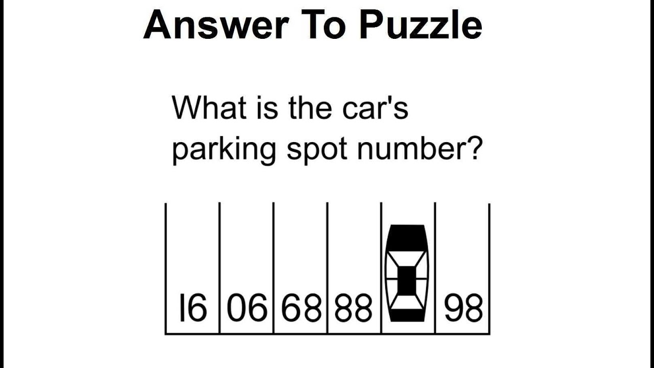 National Puzzle Day Can You Solve These 10 Difficult Brainteasers